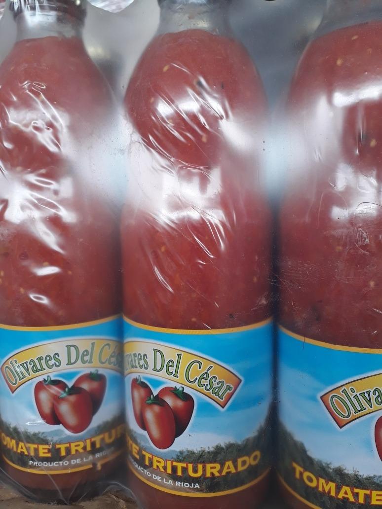 """Resultado de imagen para Tomates Triturados"""", OLIVARES DEL CESAR"""