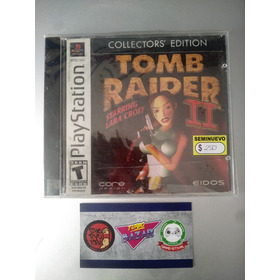Tomb Raider 2 _ Ps1 _ Shoryuken Games