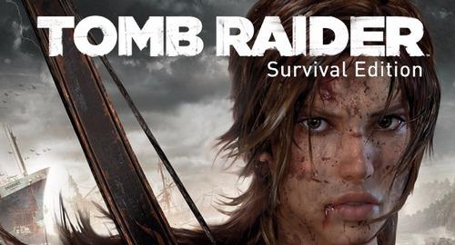 tomb raider 2013 steam pc - original (entrega inmediata)