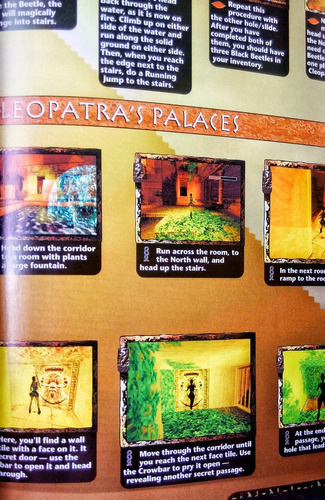 tomb raider 4 prima´s official strategy guide