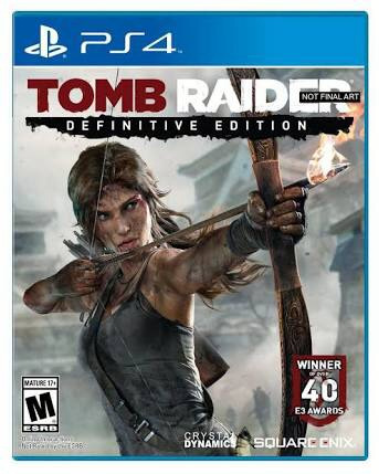 tomb raider definitive edition para ps4 nuevo y original