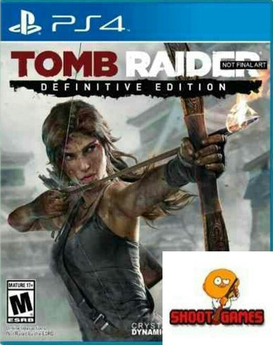 tomb raider definitive edition ps4 digital cu. principal