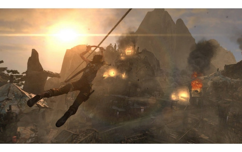 tomb raider: definitive edition - ps4 mídia física lacrada