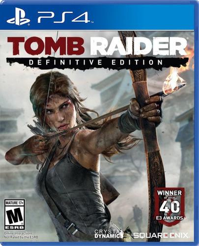 tomb raider digital-ps4