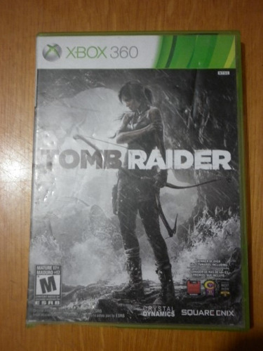 tomb raider para x-box 360