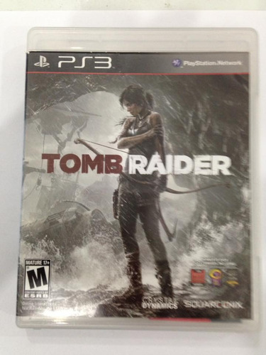 tomb raider playstation 3 ps3
