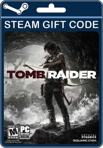 tomb raider - steam pc