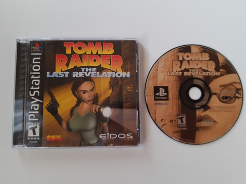 tomb raider the last revelation play 1 completo americano!!