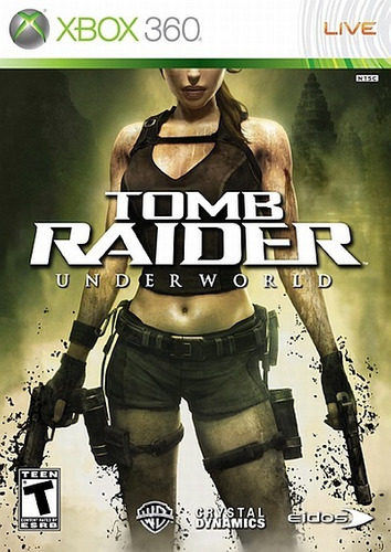 tomb raider underworld aniversario xbox 360 no pagar envío
