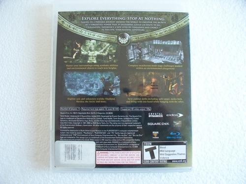 tomb raider underworld para ps3 original