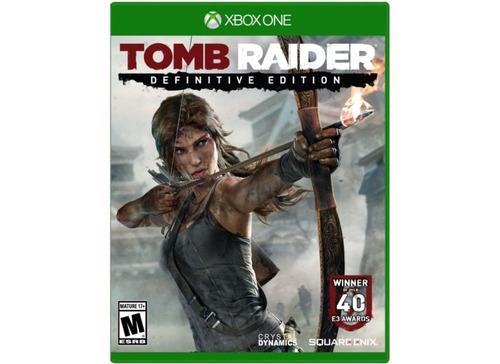 tomb raider: xbox one