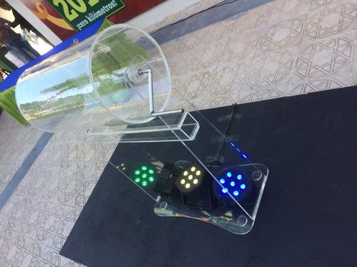tombolas y 3 luces de cortesia
