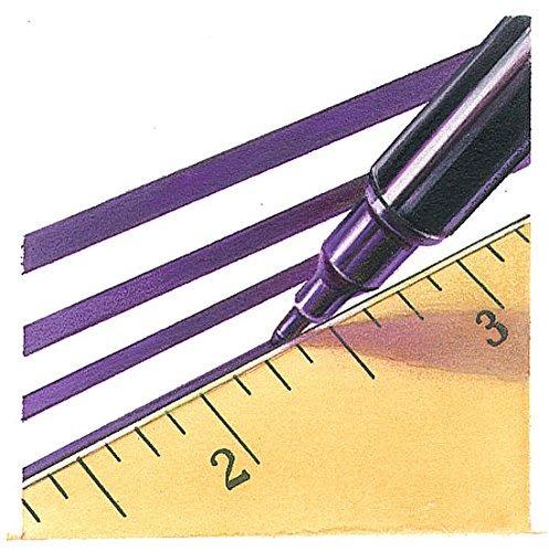 tombow dual brush art pen marcadores, magenta profundo 685,