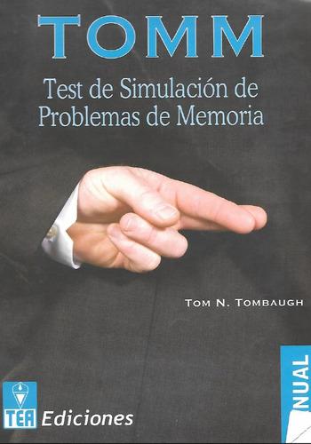 tomm test de simulación de problemas de memoria