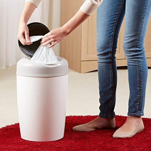 tommee tippee simplee diaper pail refill cartridge paquete d