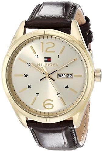 Tommy Hilfiger 1791059 Analógico Pantalla Reloj Cuarzo Marr ... 2d41444b2880