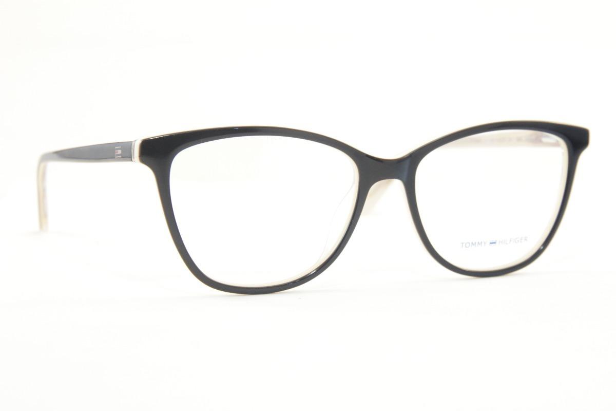9aff8ab1f7497 Carregando zoom... armação feminina para óculos de grau tommy hilfiger 1352