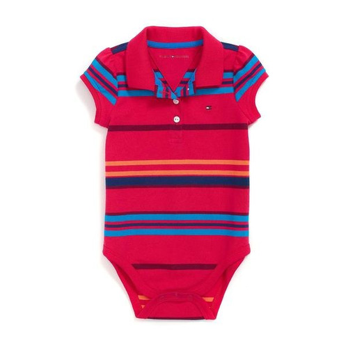 tommy hilfiger - body infantil - 18 meses