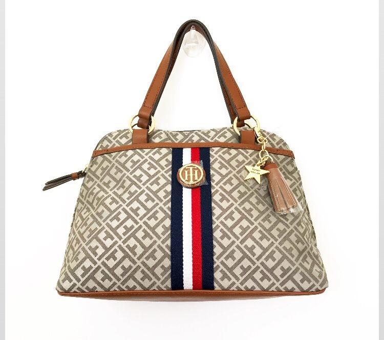 a938db5ae Bolsa Feminina Tommy Hilfiger Original 100% Importada - R$ 359,00 em ...