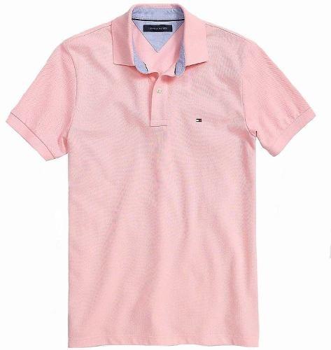 Tommy Hilfiger   Camisa Polo Masculina Tradicional Brasil M - R  109 ... 1c63f94b346c0