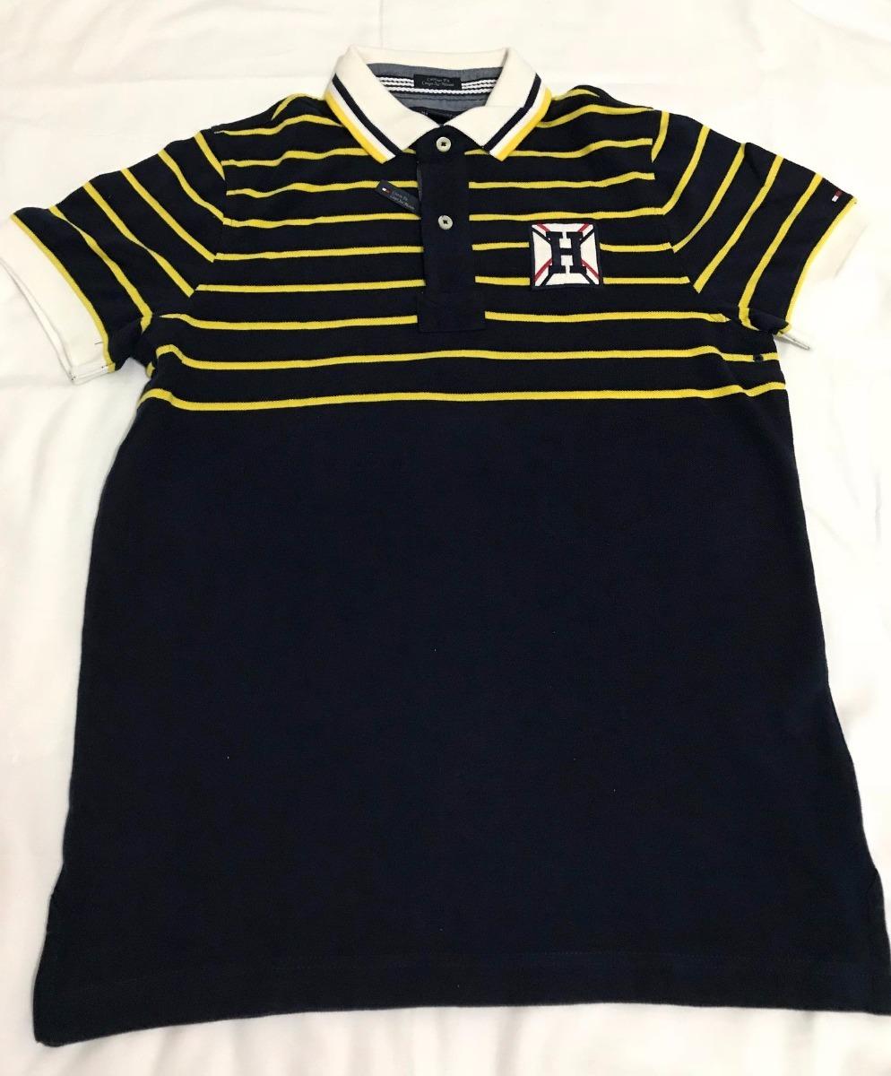 tommy hilfiger camisa polo original masculino pp e p novo. Carregando zoom. 2ba705aba8d37