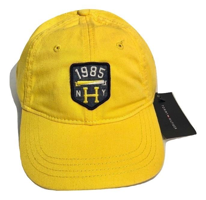 Tommy Hilfiger Gorras 100% Originales Amarillo Oferta -   595.00 en ... da07250f6c7