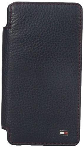tommy hilfiger iphone 6 6s carcasa y cartera piel funda rfid