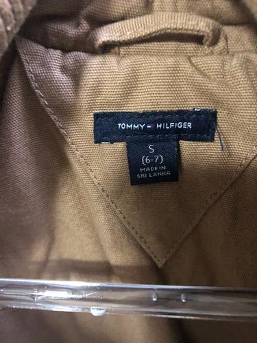 tommy hilfiger - jaqueta infantil