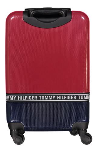 tommy hilfiger maleta para unisex azul mod tm114ct8-630