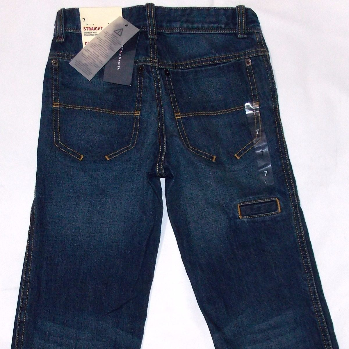 0de60e9775 Tommy Hilfiger Pantalones jeans De Mezclilla Para Niño -   599.00 en ...