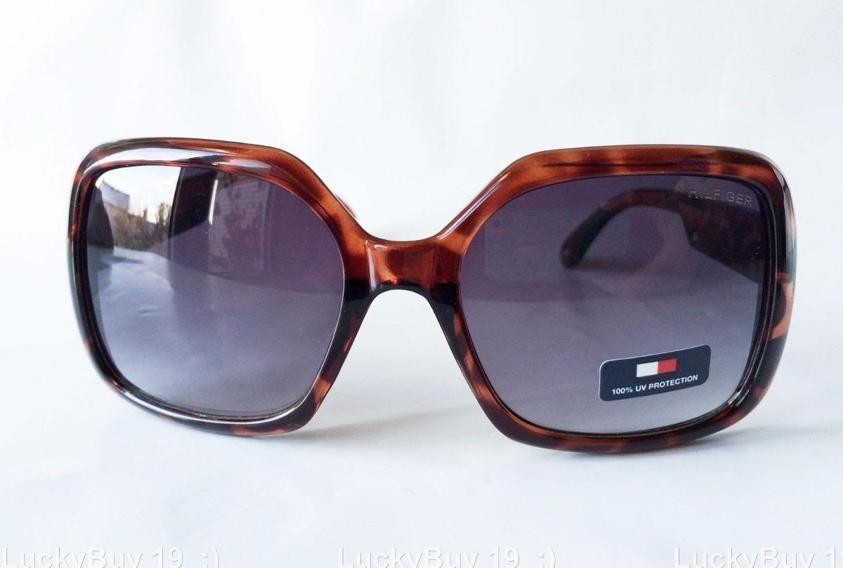 580b564462337 tommy hilfiger óculos sol feminino wpol82 tortoise grande. Carregando zoom.