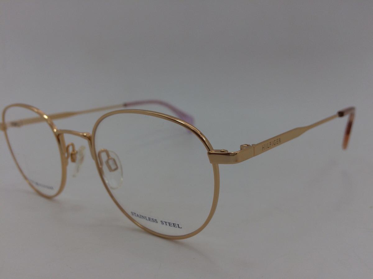 e2f8ffa94 Tommy Hilfiger Óculos Th 1467 000 49 21 145 - R$ 476,00 em Mercado Livre