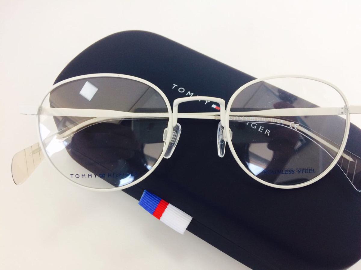 b3ec2e5ec Tommy Hilfiger Óculos Th 1467 U1y 49 21 145 - R$ 476,00 em Mercado Livre