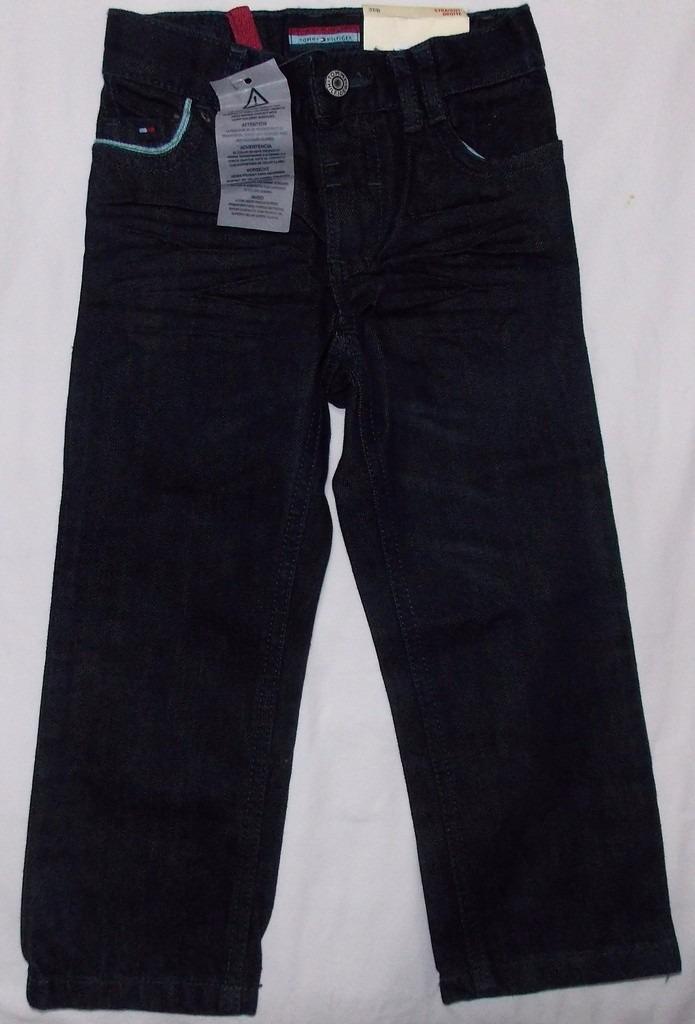 f33156a33915e Tommy Hilfiger Pantalones jeans De Mezclilla Para Niño -   599.00 en ...