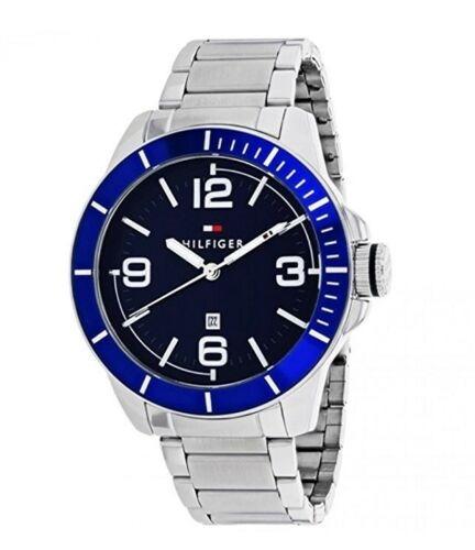 9f56860062a8 Tommy Hilfiger 1791443 Reloj De Pulsera De Acero Con Esfera ...