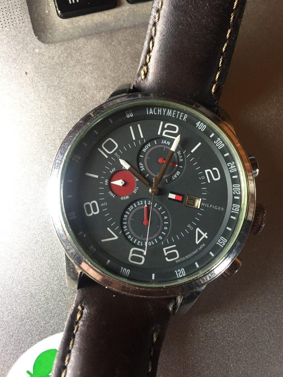 Relojes tommy hilfiger reparacion