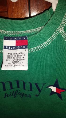 tommy hilfiger suéter talla 5 niña usado