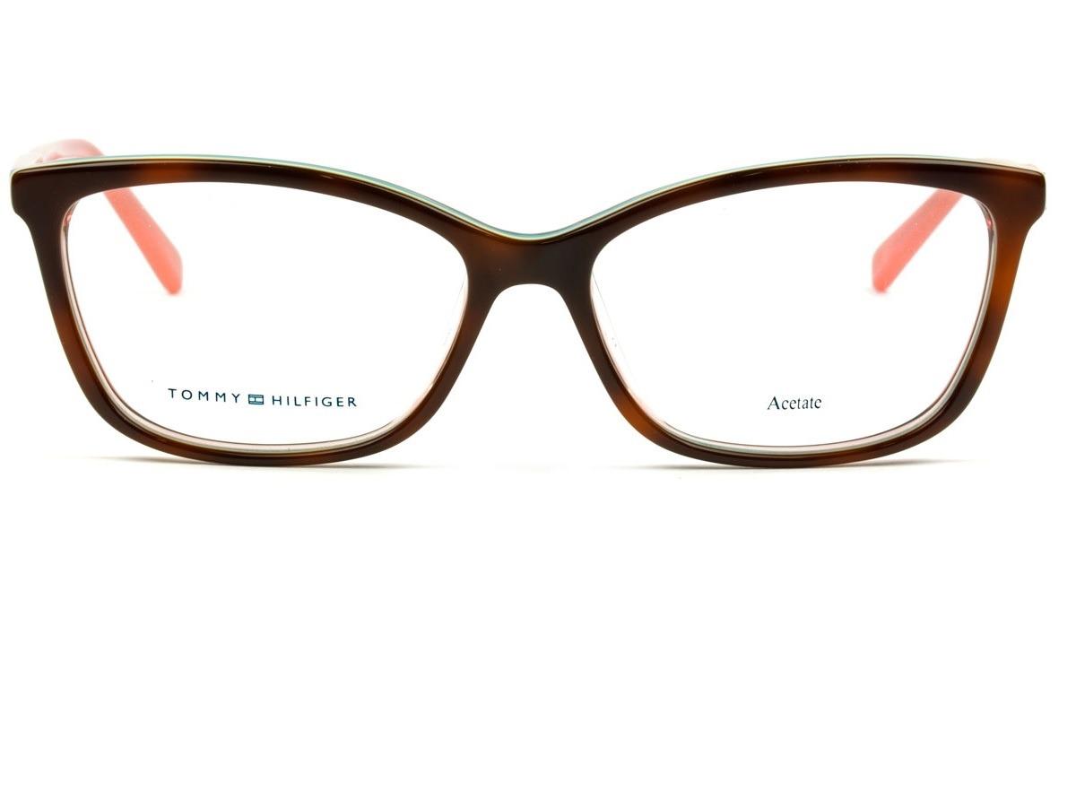 tommy hilfiger th 1318 vn4 óculos de grau feminino 5,4 cm. Carregando zoom. 7082bbfb2d