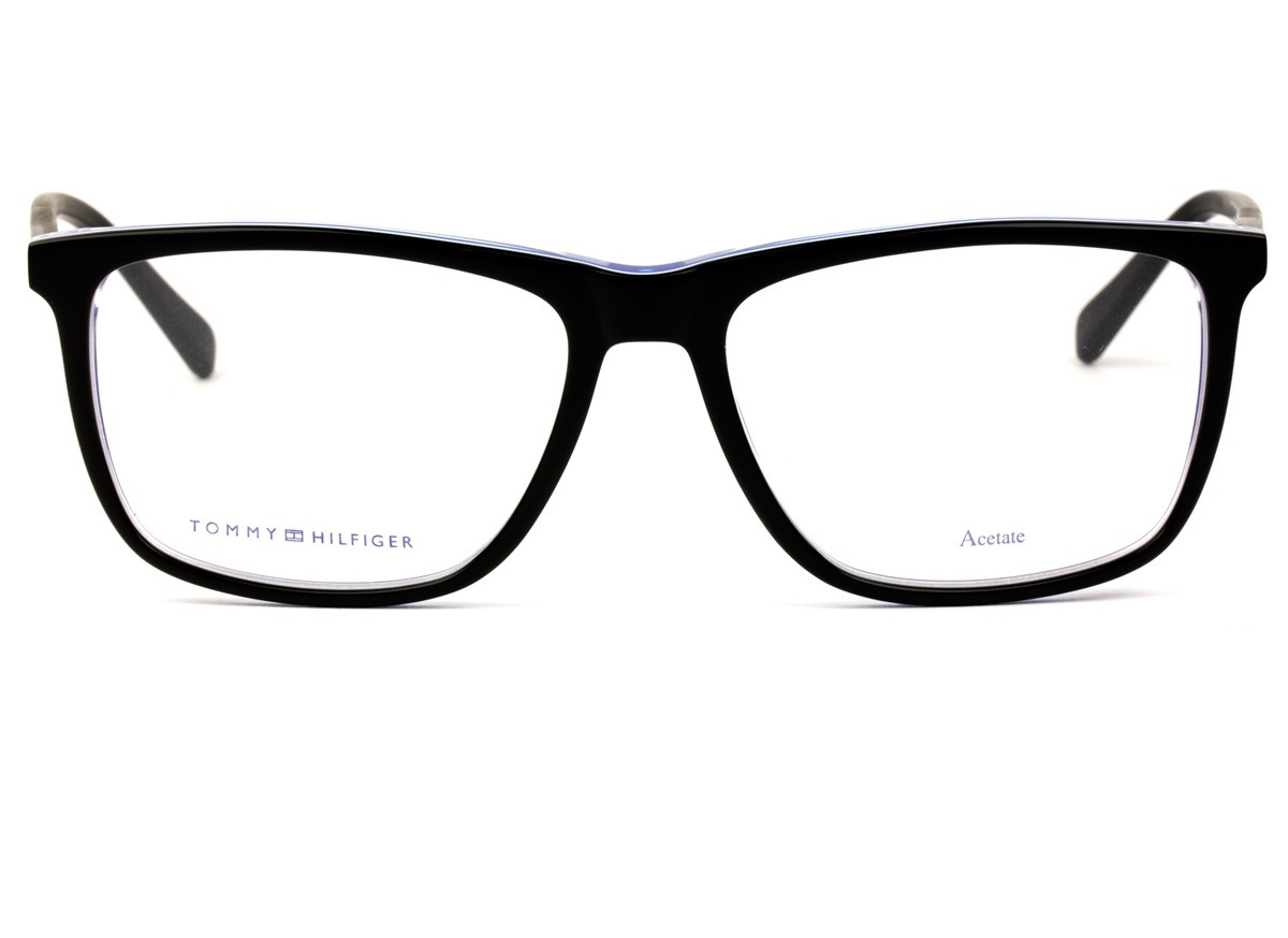 5ae60a51542c4 tommy hilfiger th 1359 kit óculos de grau feminino 5,2cm. Carregando zoom.