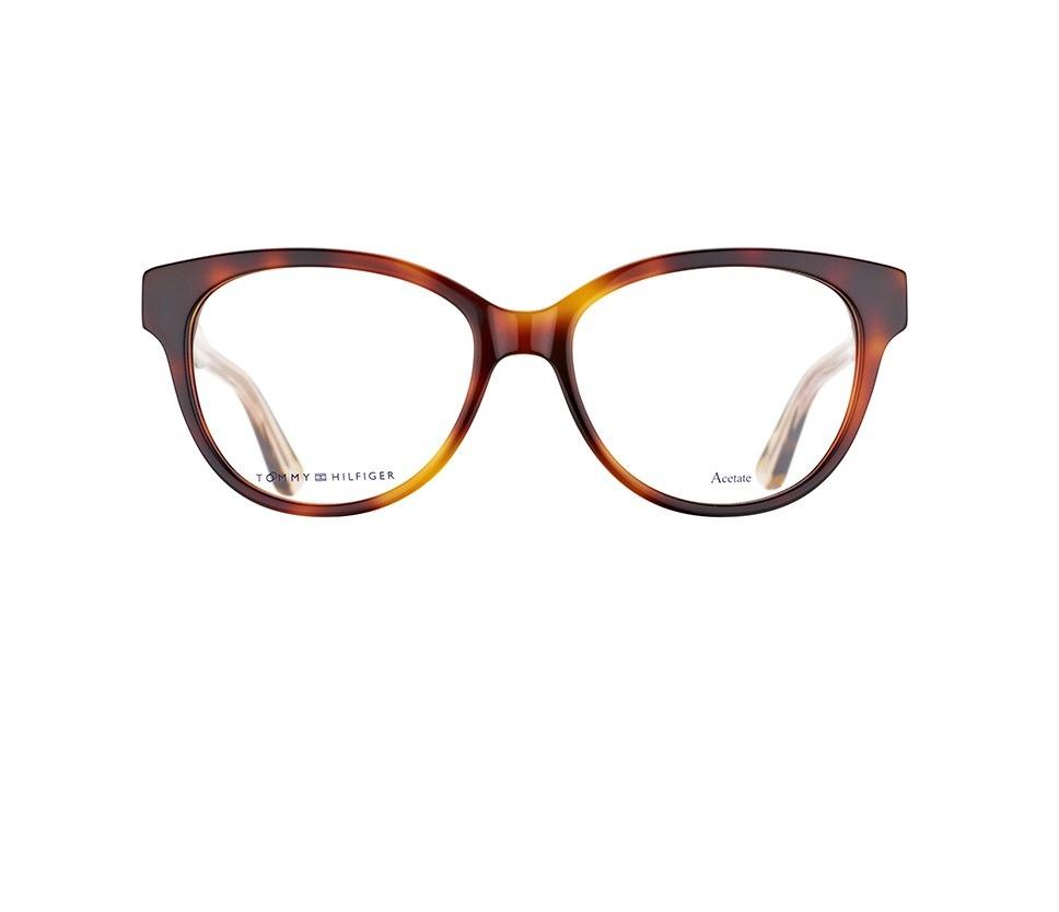 tommy hilfiger th 1387 qqd óculos de grau feminino 5,2 cm. Carregando zoom. 40c0893964