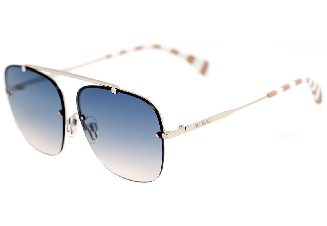 tommy hilfiger th gigi hadid 2 - óculos de sol 3yg i4 prata. Carregando  zoom. a504ea34f7
