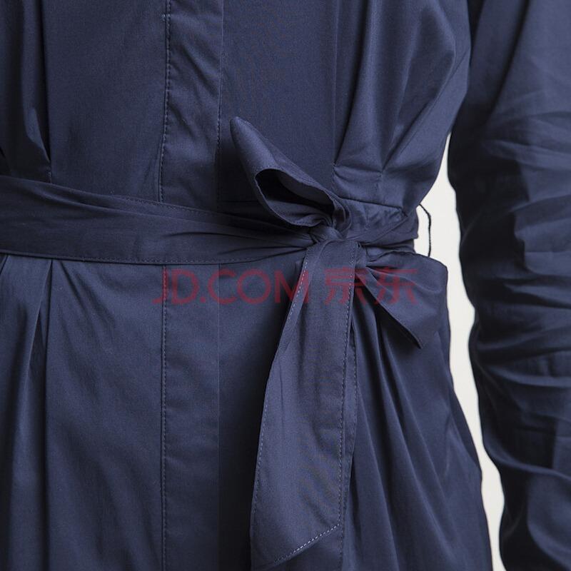 8bdda554c643 Tommy Hilfiger Vestido Mujer Azul Us4 Con Etiquetas