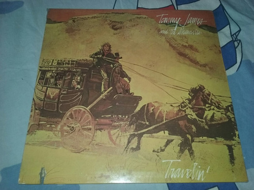 tommy james and the shondells travelin vinilo made in usa