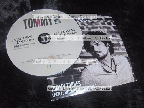 tommy torres mientras tanto feat arjona cd de coleccion!!