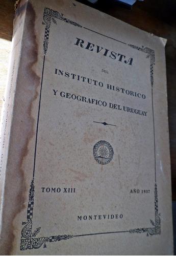 tomo 13 del instituto historico y geografico 1937
