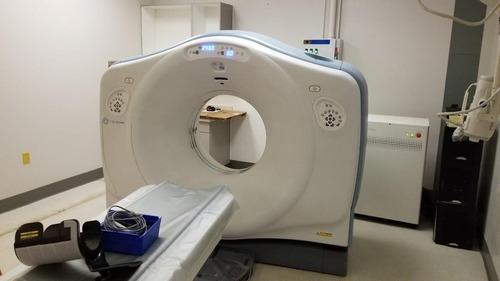 tomografo general electric de 16 cortes