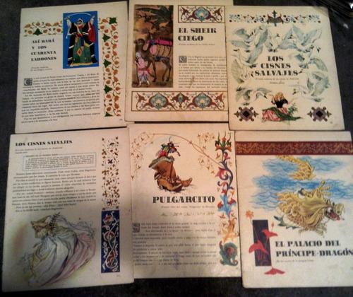 tomos de enciclopedia fabulandia