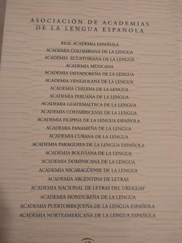tomos diccionario real academia española espasa