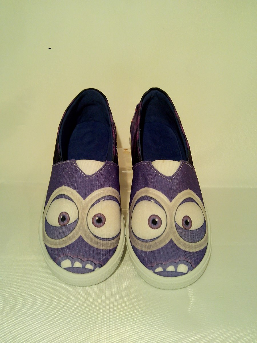 Vans Minions Shoes Price