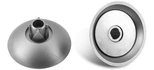 tomsin 8 en 1 metal magnetico palillos de pulgar analogicos